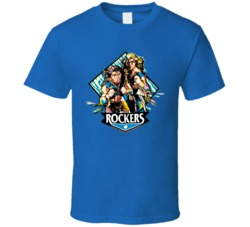 The Rockers Shawn Michaels Retro Wrestling T Shirt