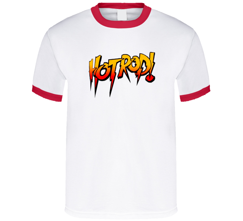 Rowdy Roddy Piper Retro Wrestling T Shirt - Ringer