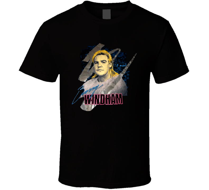 Barry Windham Wrestling Legend T Shirt