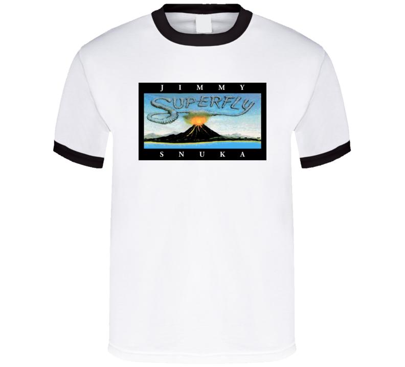 Jimmy Super Fly Snuka Wrestling Legend T Shirt