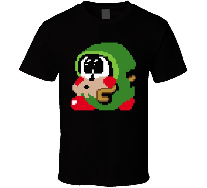 Bubble Bobble Final Boss NES T Shirt