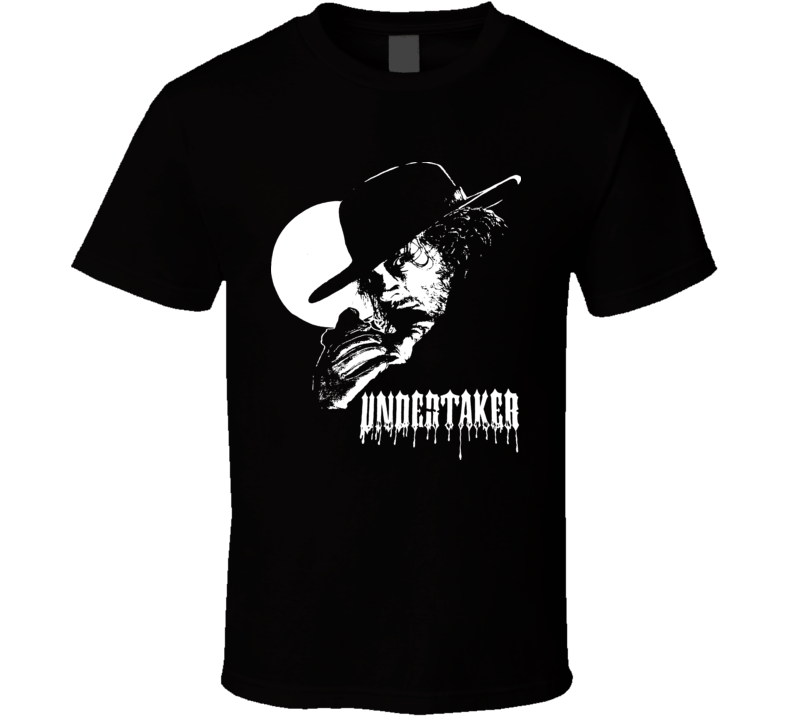 The Undertaker Classic Wrestling T Shirt