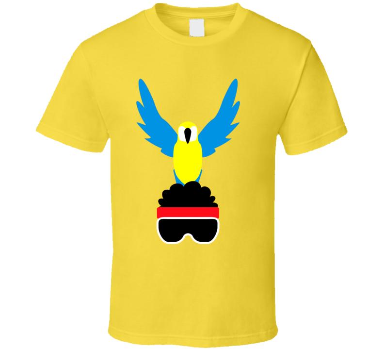 Koko B Ware Retro Wrestling Legend T Shirt