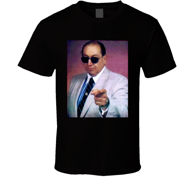 Gorilla Monsoon Wrestling Legend T Shirt