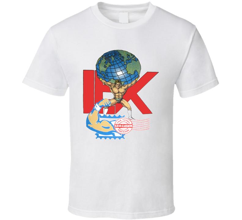 Lex Lugar Total Package WCW T Shirt