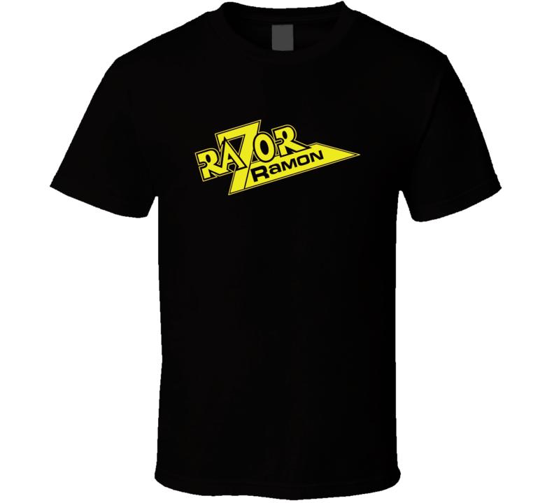 Razor Ramon Wrestling Legend T Shirt
