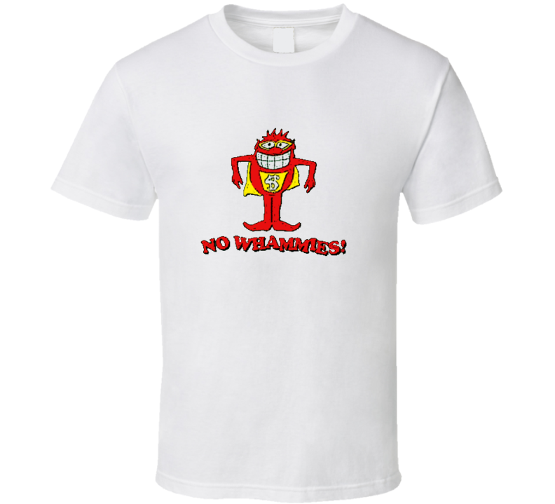 Press Your Luck No Whammies Game Show T Shirt