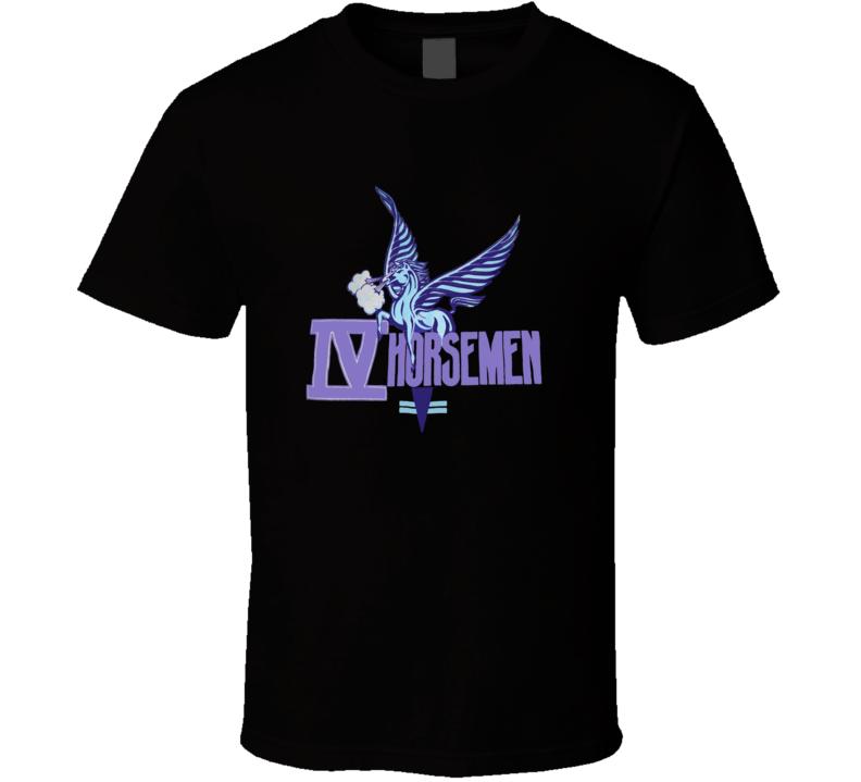 Four Horsemen WCW Wrestling Legends T Shirt