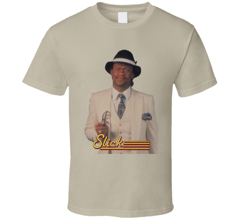 Slick The Doctor of Style WWF Retro Wrestling T Shirt