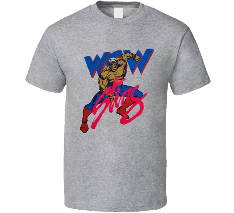 Sting WCW Legend Wrestling T Shirt