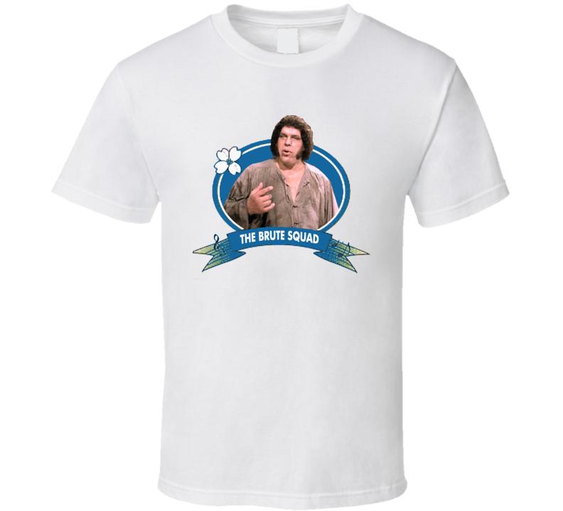 Andre The Giant Fezzik Princess Bride T Shirt