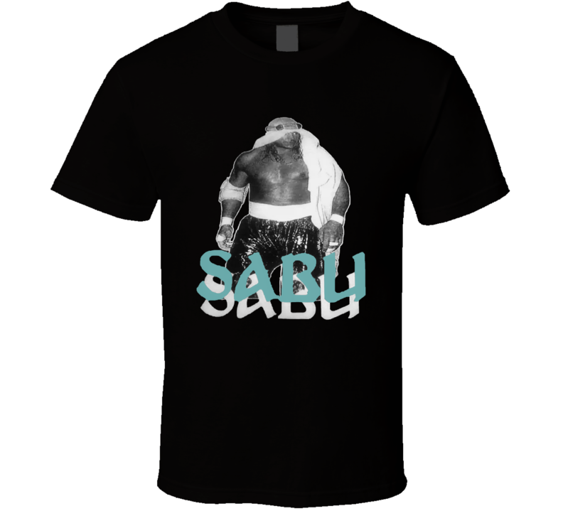Sabu ECW Retro Wrestling Legend T Shirt