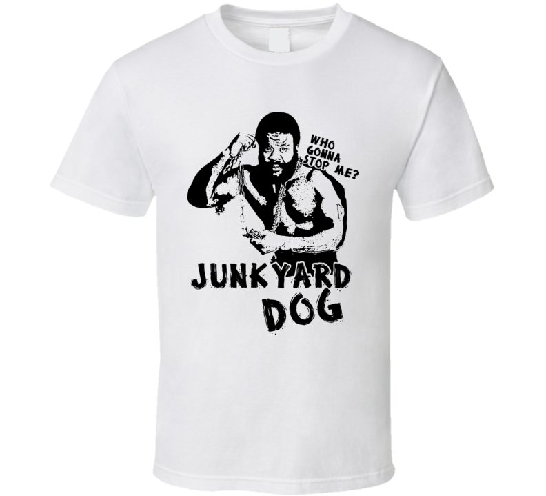 Junk Yard Dog Jyd 80S Wrestling T Shirt
