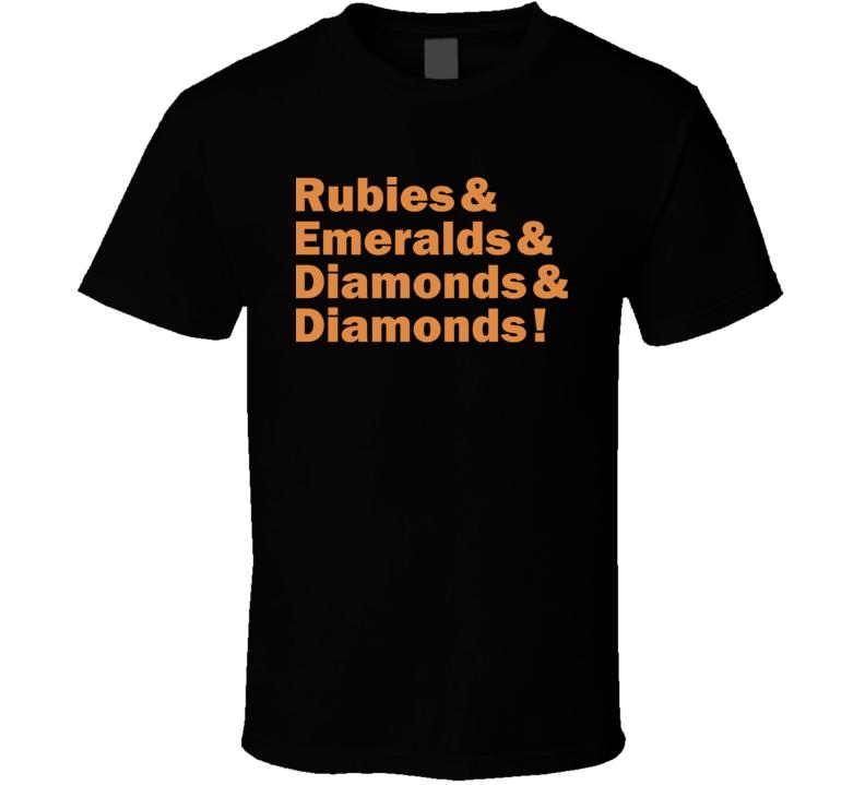 The Goonies Retro 80's Movie Funny T Shirt