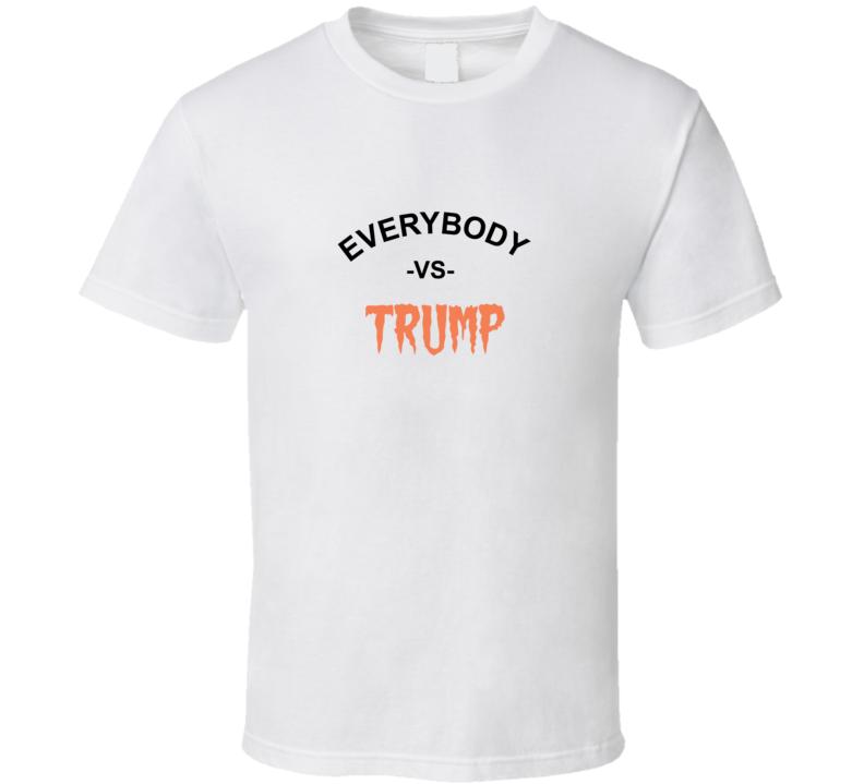 Everybody Vs Trump Marshawn Lynch Football Equality Halloween T Shirt