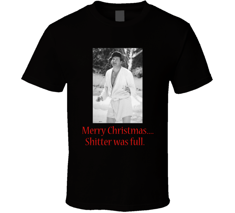 Cousin Eddie National Lampoon's Christmas Vacation Movie T Shirt