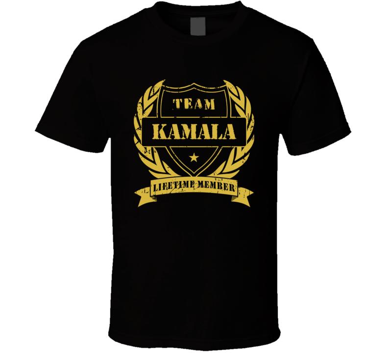 Kamala Team Lifetime Member Wrestling T Shirt