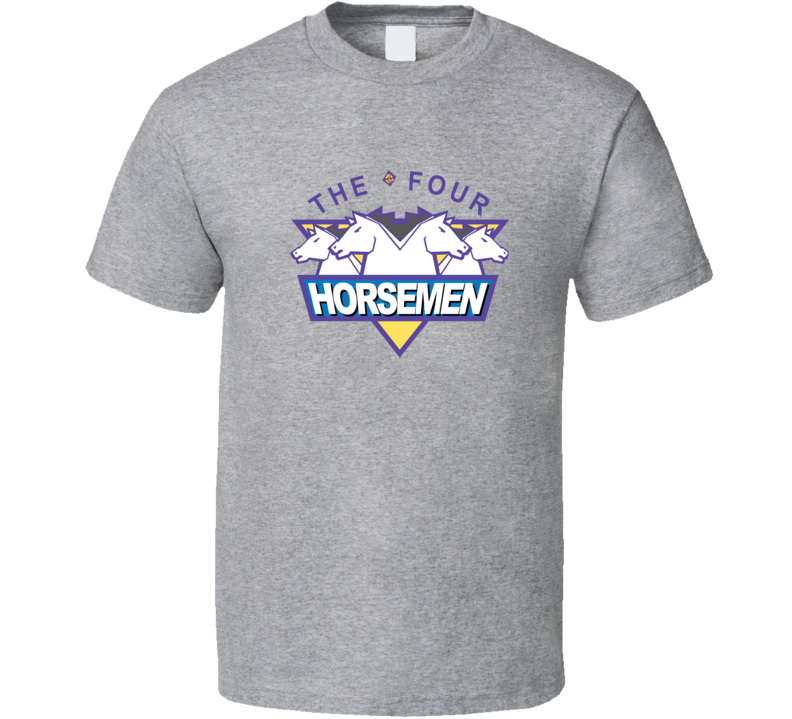 The Four Horsemen Wcw Legends Wrestling T Shirt