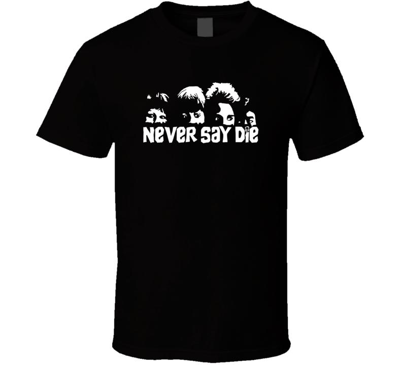 The Goonies Never Say Die 80's Retro Movie T Shirt