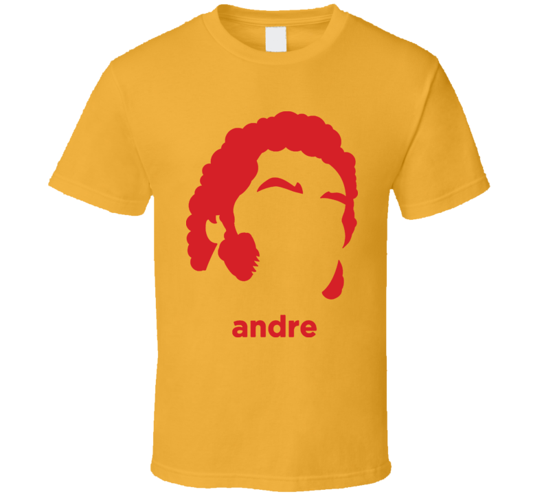 Andre The Giant Wrestling Retro T Shirt
