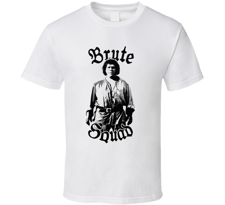 Andre The Giant Brute Squad Wrestling T Shirt