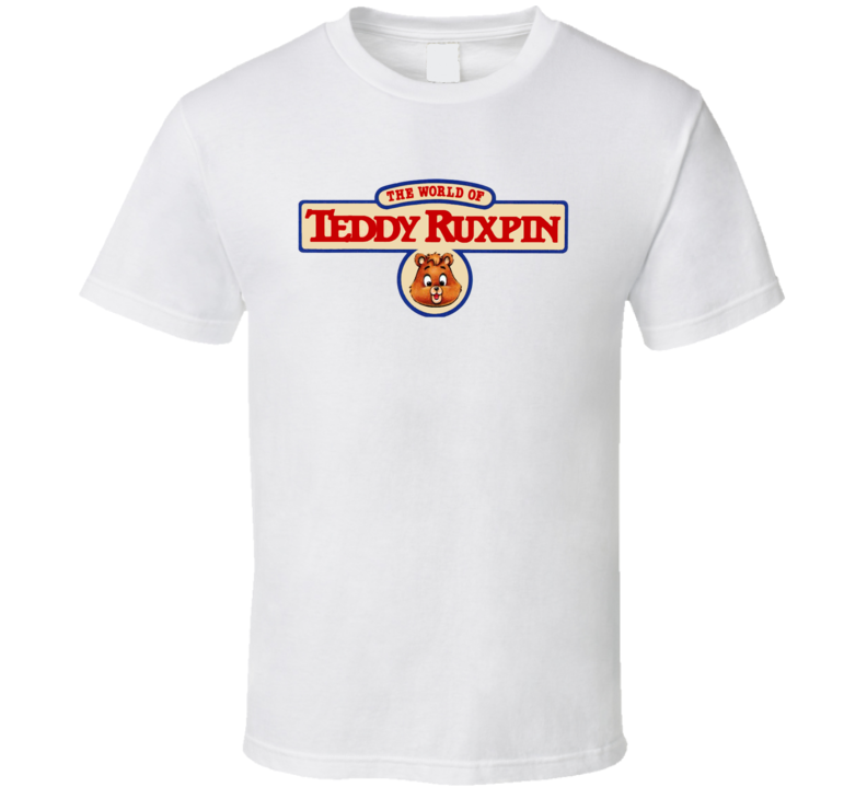 The World Of Teddy Ruxpin T Shirt