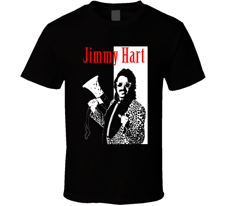 Jimmy Hart Wrestling Legend T Shirt