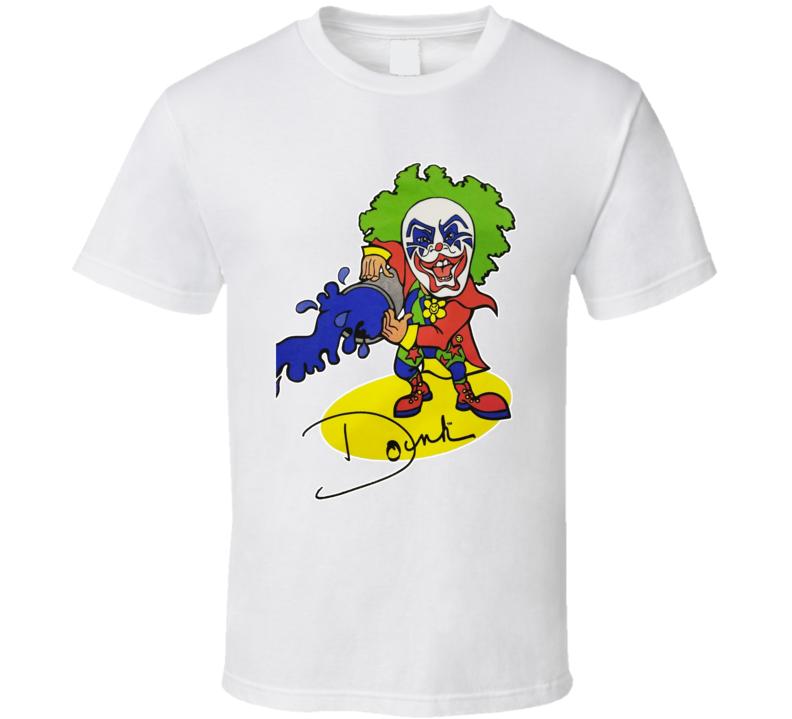 Doink The Clown Retro Wrestling Fan T Shirt