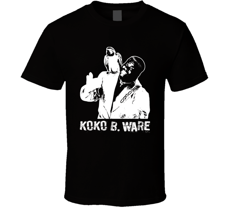 Koko B. Ware Retro Legends Of Wrestling T Shirt
