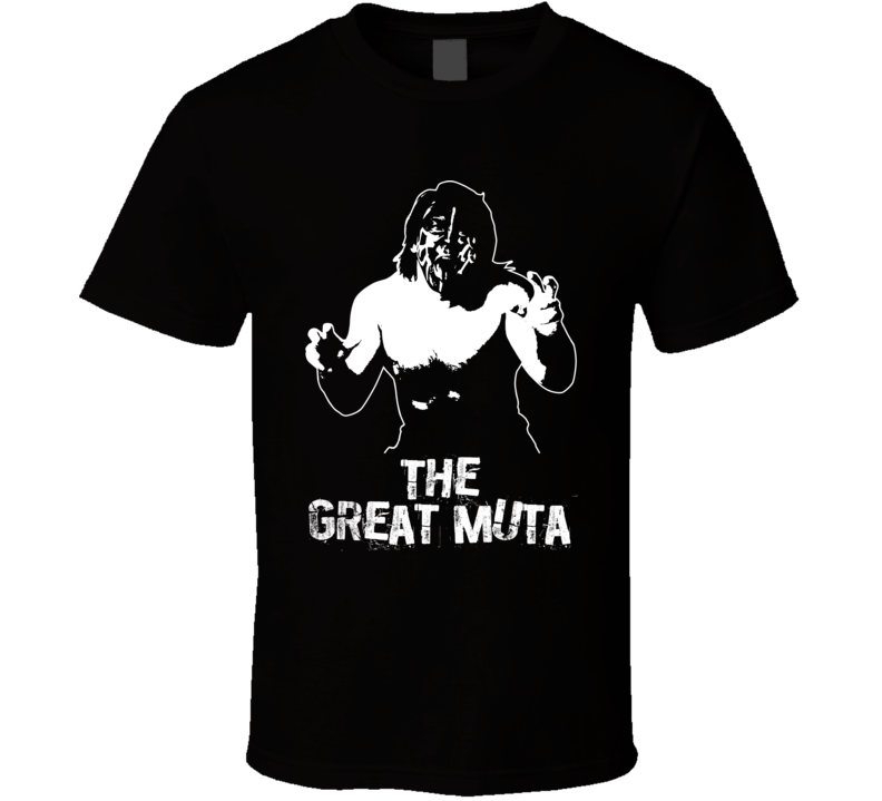 The Great Muta Retro Legends Of Wrestling T Shirt