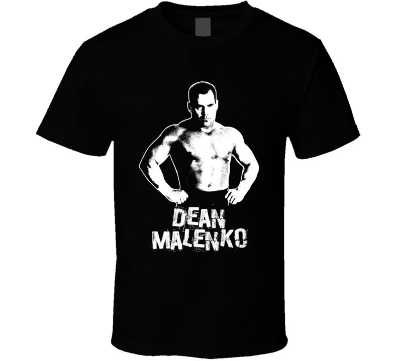 Dean Malenko Retro Legends Of Wrestling T Shirt