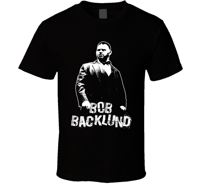 Bob Backlund Retro Legends Of Wrestling T Shirt