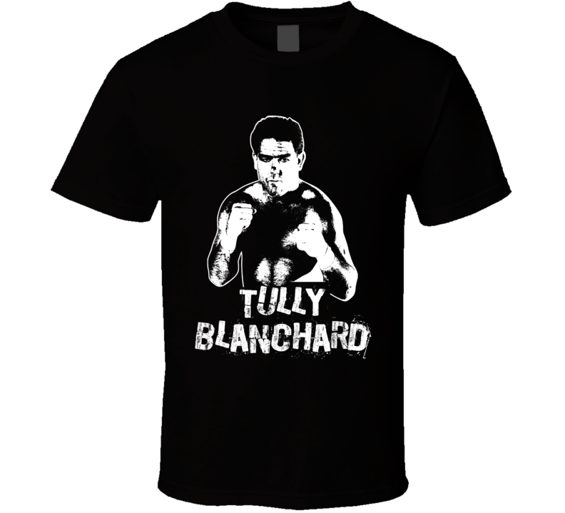 Tully Blanchard Retro Legends Of Wrestling T Shirt