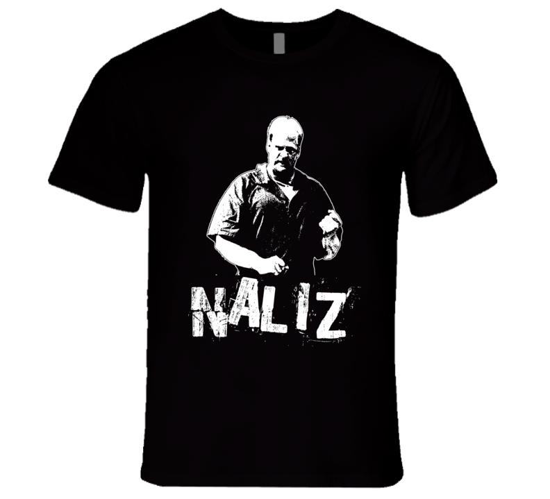 Naliz Retro Legends Of Wrestling T Shirt