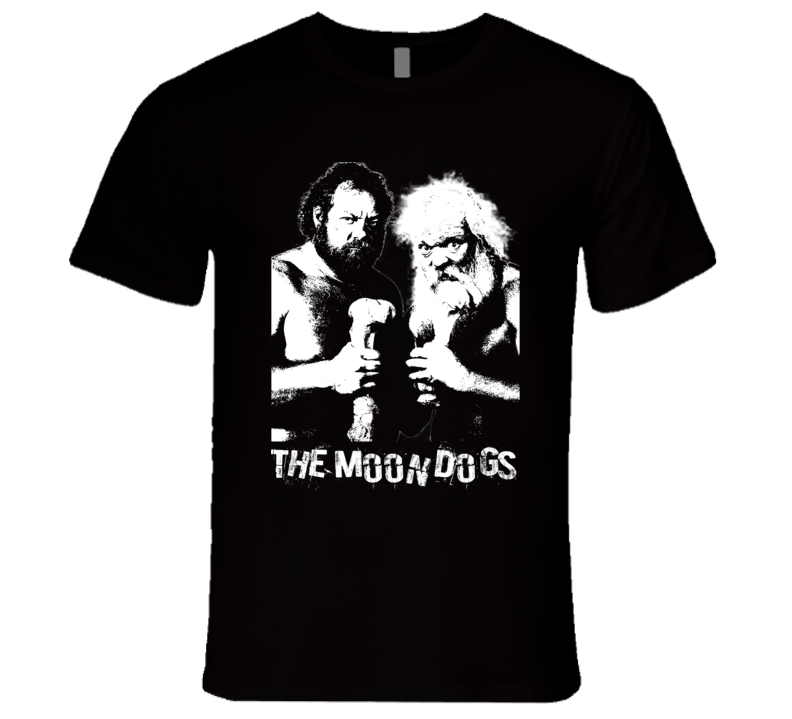 The Moon Dogs Tag Team Retro Legends Of Wrestling T Shirt