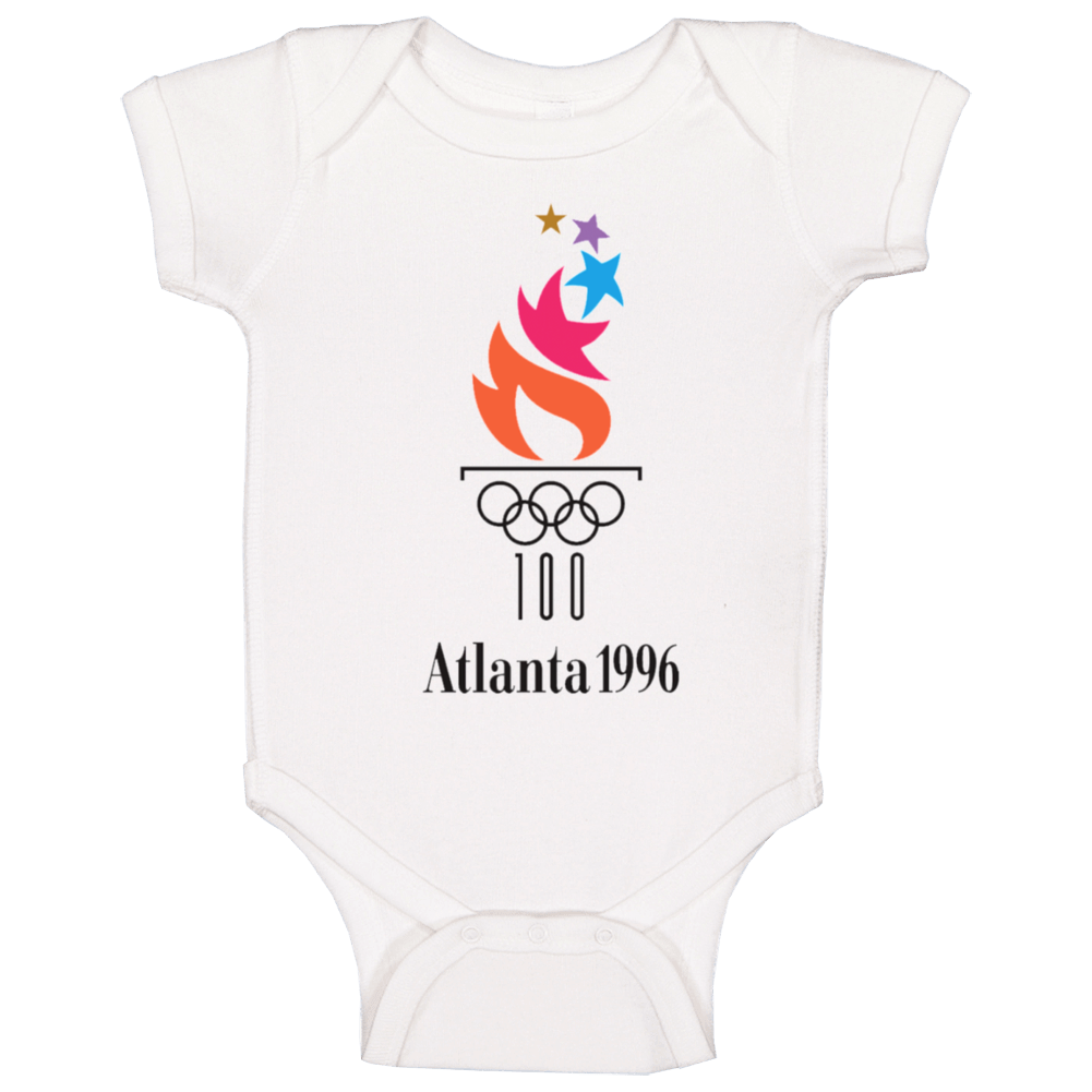 Atlanta 1996 Summer Olympics Baby One Piece