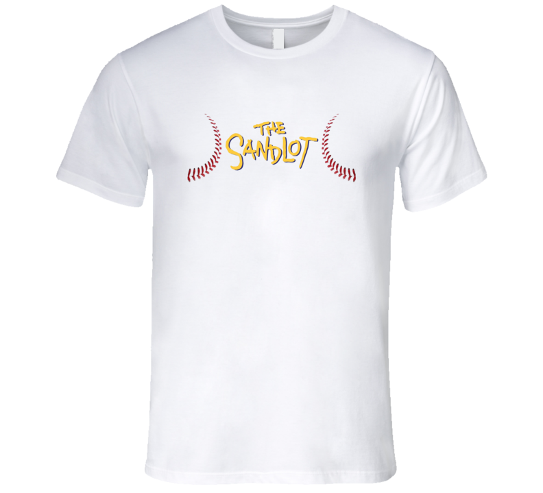 The Sandlot Retro Comedy Kids Baseball Movie T Shirt