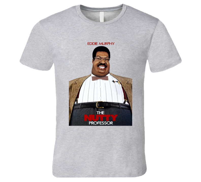 The Nutty Professor Eddie Murphy Retro 90's Comedy T Shirt