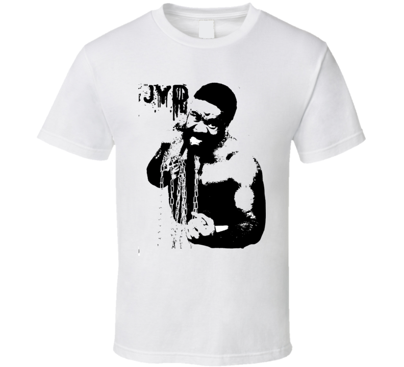 Junk Yard Dog JYD Retro Wrestling T Shirt