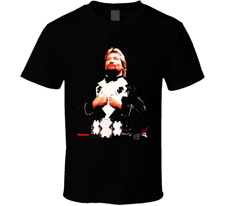 Ted Dibiase Wrestling T Shirt