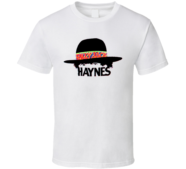 Billy Jack Haynes Retro Wrestling T Shirt