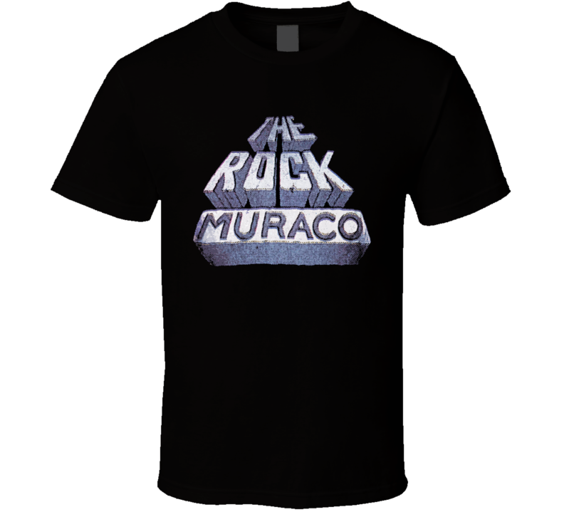 Don The Rock Muraco T Shirt