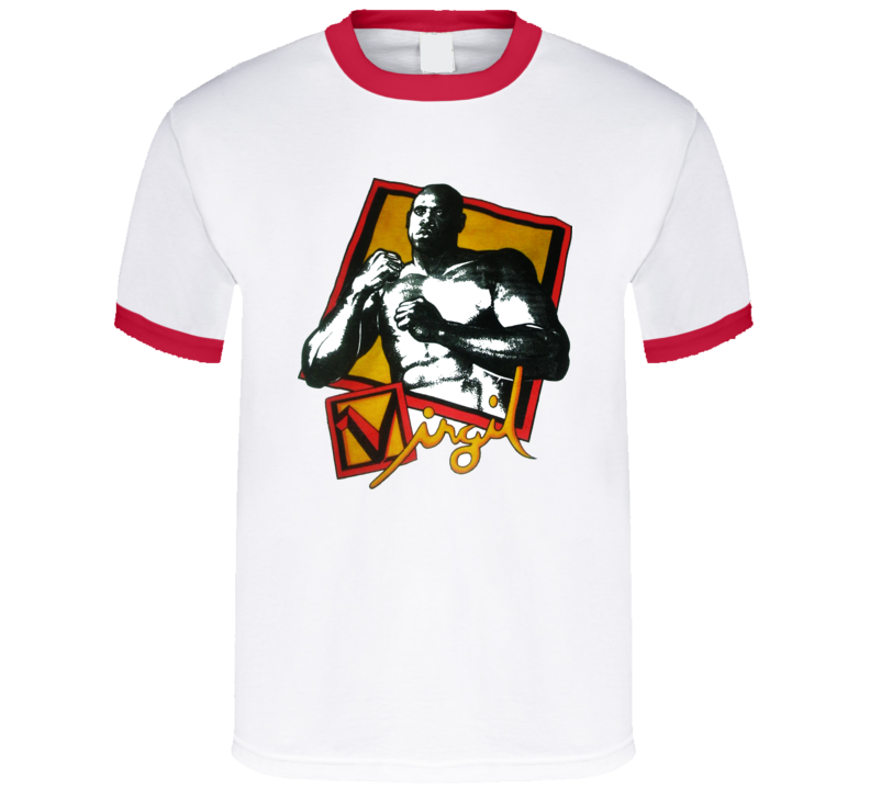 Virgil Retro Wrestling 90s T Shirt