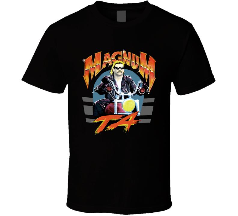 Wcw Magnum Ta Retro Wrestling T Shirt