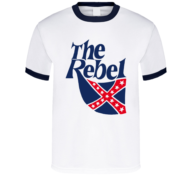 Dick Slater The Rebel Retro Wrestling T Shirt
