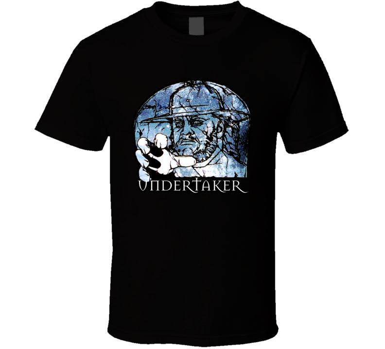 The Undertaker Retro Wrestling T Shirt