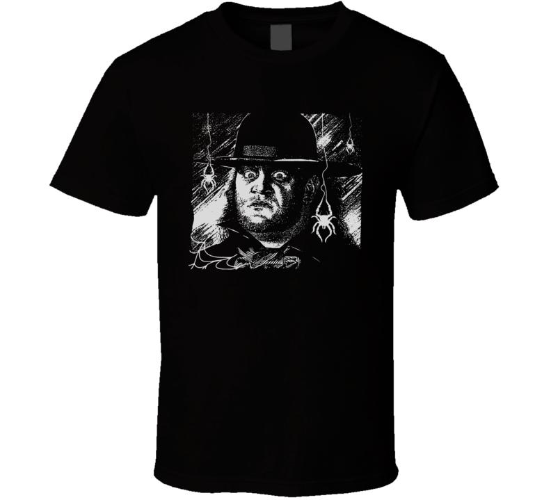 The Undertaker Retro Wrestling Legend T Shirt