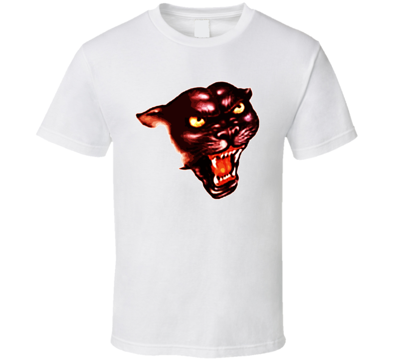 Rowdy Roddy Piper Panther T Shirt