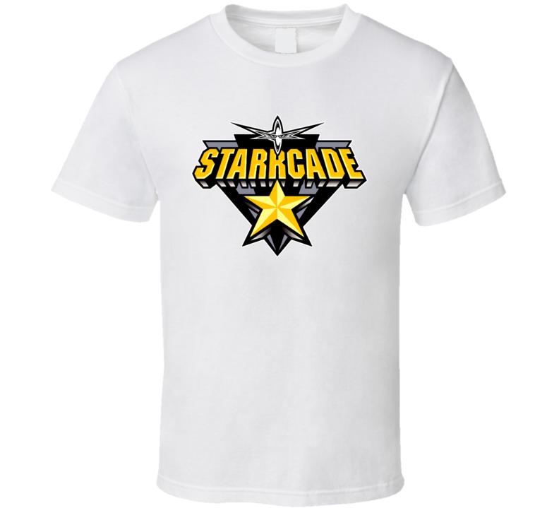 Wcw Starcade Retro Wrestling T Shirt