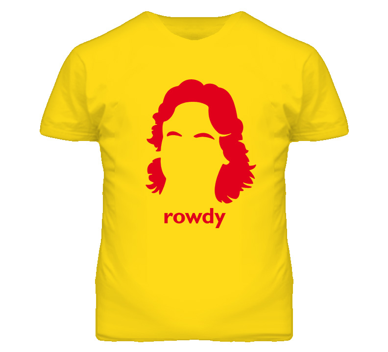 Rowdy Roddy Piper Wrestling Legend Retro T Shirt